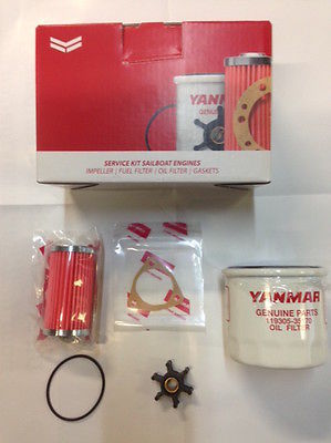 KIT REVISION YANMAR 2GM/2GM20...