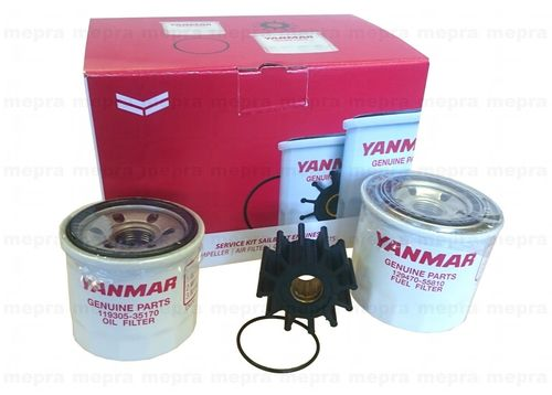 KIT REVISION YANMAR